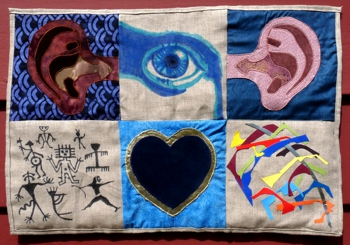 Head Heart Tapestry